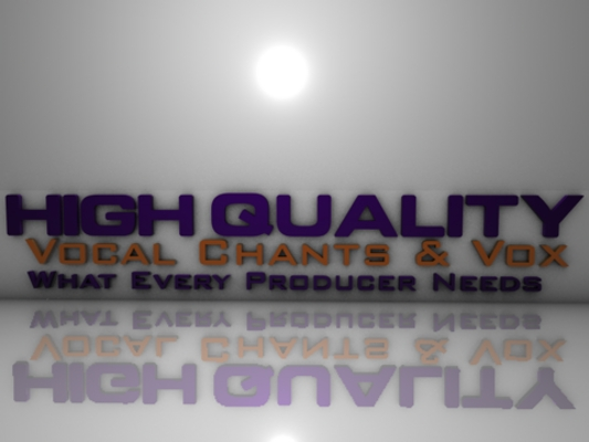 Product picture High Quality Chants & Vox